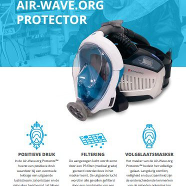 Flyer Air-Wave.org Protector